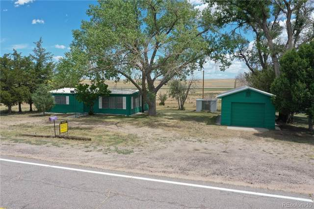 41130 1st Avenue, Agate, CO 80101 (MLS #8104902) :: 8z Real Estate