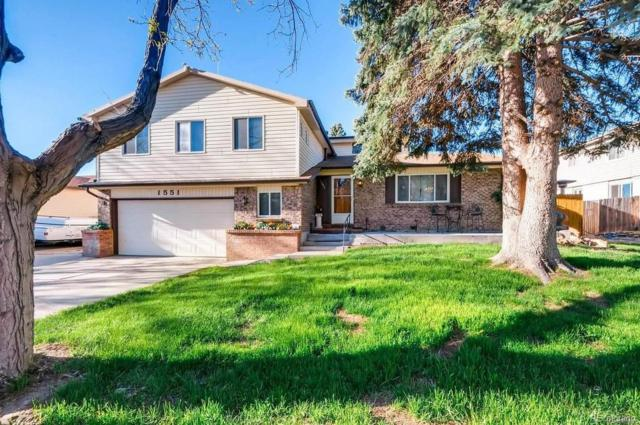 1551 S Fairplay Way, Aurora, CO 80012 (#8104988) :: House Hunters Colorado