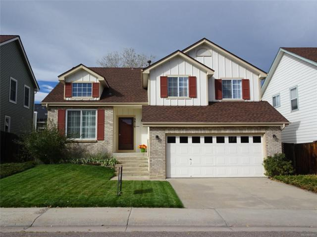 9810 Foxhill Circle, Highlands Ranch, CO 80129 (#8105106) :: The Griffith Home Team
