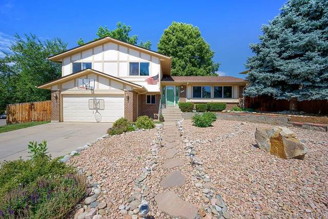1979 S Taft Street, Lakewood, CO 80228 (#8105316) :: THE SIMPLE LIFE, Brokered by eXp Realty