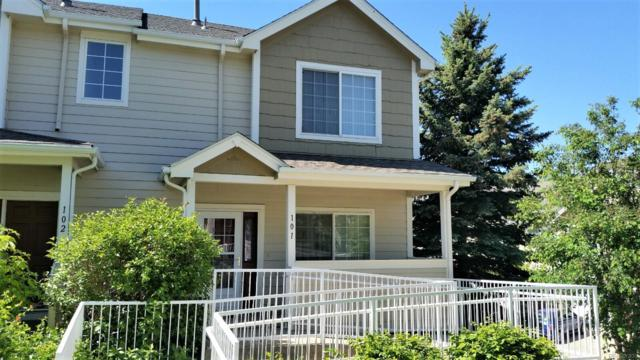 1558 S Danube Circle #101, Aurora, CO 80017 (#8105392) :: The Heyl Group at Keller Williams