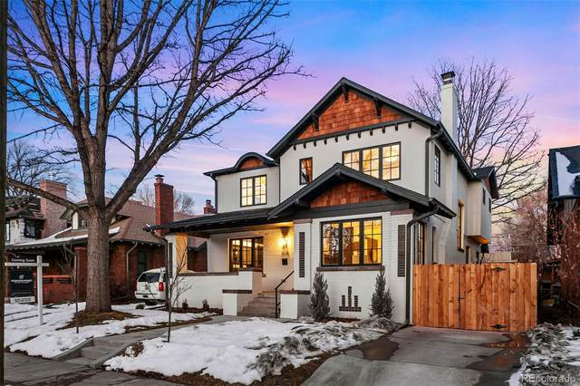 1226 S Williams Street, Denver, CO 80210 (#8105510) :: Berkshire Hathaway Elevated Living Real Estate