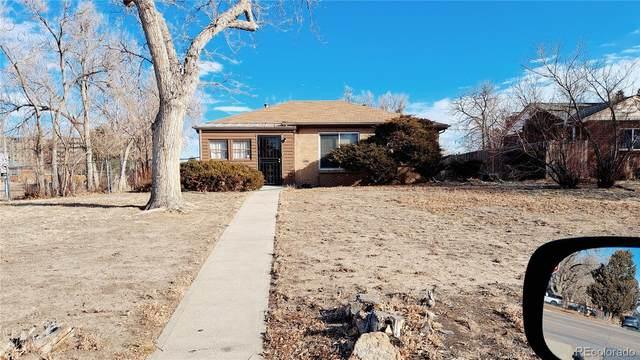 6900 Martin Luther King Boulevard, Denver, CO 80207 (MLS #8105708) :: 8z Real Estate