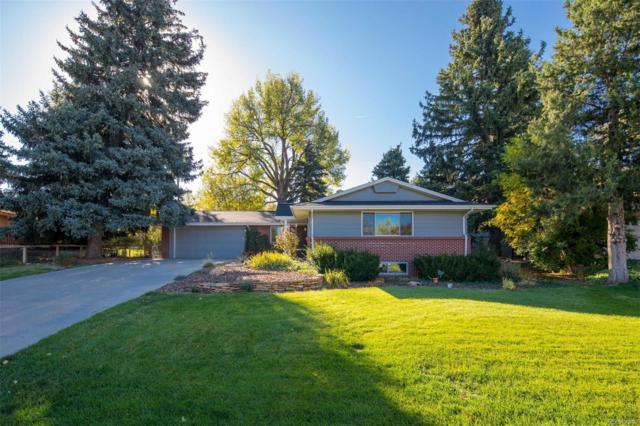 11320 W 25th Place, Lakewood, CO 80215 (#8106024) :: The Galo Garrido Group