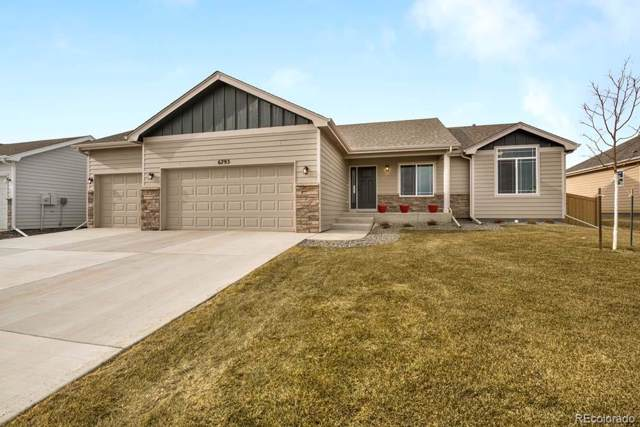 6793 Sage Meadows Drive, Wellington, CO 80549 (#8106048) :: The Brokerage Group