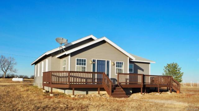 14986 Road 181, Limon, CO 80828 (#8106089) :: Structure CO Group