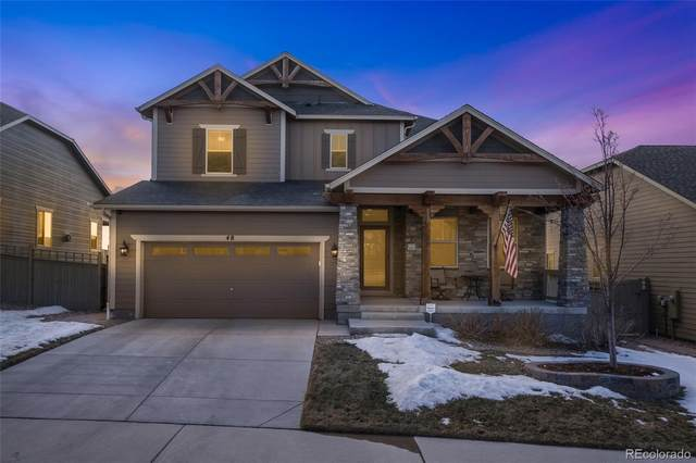 48 Dunsinane Lane, Castle Rock, CO 80104 (MLS #8106580) :: 8z Real Estate
