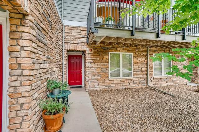 2767 W Riverwalk Circle Q, Littleton, CO 80123 (#8106815) :: Compass Colorado Realty