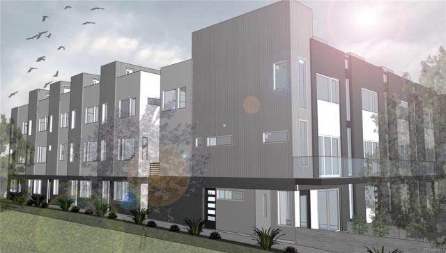 1624 Irving Street #5, Denver, CO 80204 (#8107553) :: The Peak Properties Group