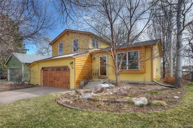 334 Chestnut Street, Louisville, CO 80027 (MLS #8107630) :: 8z Real Estate