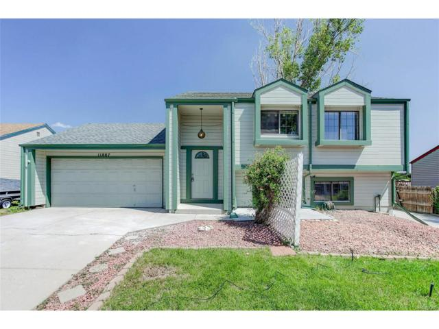 11887 W Bowles Circle, Littleton, CO 80127 (MLS #8107733) :: 8z Real Estate