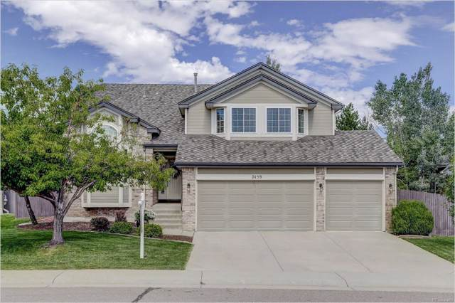 7459 La Quinta Place, Lone Tree, CO 80124 (#8108153) :: The Heyl Group at Keller Williams
