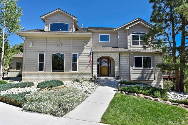 250 Lost Creek Way, Monument, CO 80132 (MLS #8108294) :: 8z Real Estate