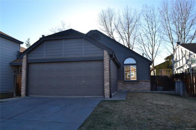 5643 S Yank Court, Littleton, CO 80127 (#8108382) :: Structure CO Group