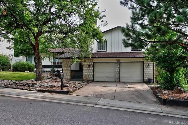 2384 S Hoyt Street, Lakewood, CO 80227 (#8109182) :: The FI Team