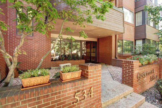 534 E 7th Avenue #304, Denver, CO 80203 (MLS #8109587) :: 8z Real Estate