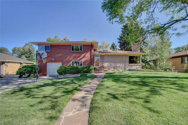 8920 W 4th Avenue, Lakewood, CO 80226 (#8109650) :: The DeGrood Team