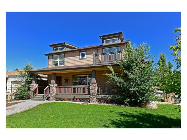 204 Gilbert Street, Castle Rock, CO 80104 (#8109664) :: Colorado Team Real Estate