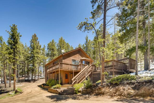 10692 Us Highway 285, Conifer, CO 80433 (#8109814) :: Bring Home Denver with Keller Williams Downtown Realty LLC