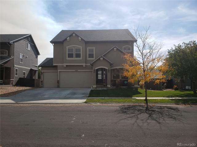 11420 E 118th Avenue, Commerce City, CO 80640 (MLS #8109828) :: 8z Real Estate