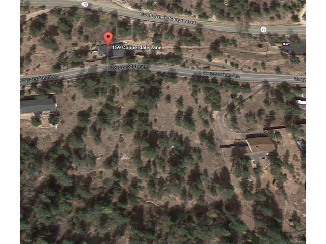 159 Copperdale Lane, Golden, CO 80403 (MLS #8109926) :: 8z Real Estate
