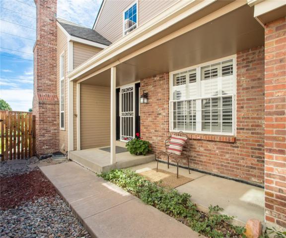 5713 E Irish Place, Centennial, CO 80112 (MLS #8110084) :: 8z Real Estate