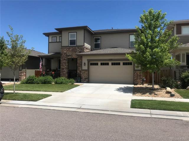 11788 Laredo Street, Commerce City, CO 80022 (#8110266) :: Bring Home Denver with Keller Williams Downtown Realty LLC