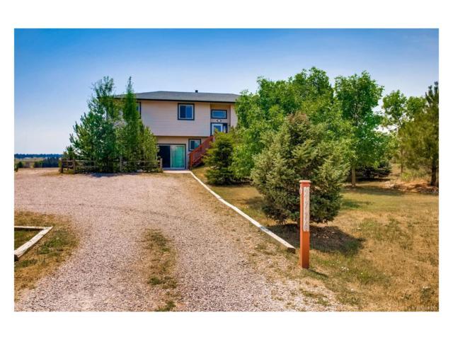 2776 Savage Road, Elizabeth, CO 80107 (MLS #8110418) :: 8z Real Estate