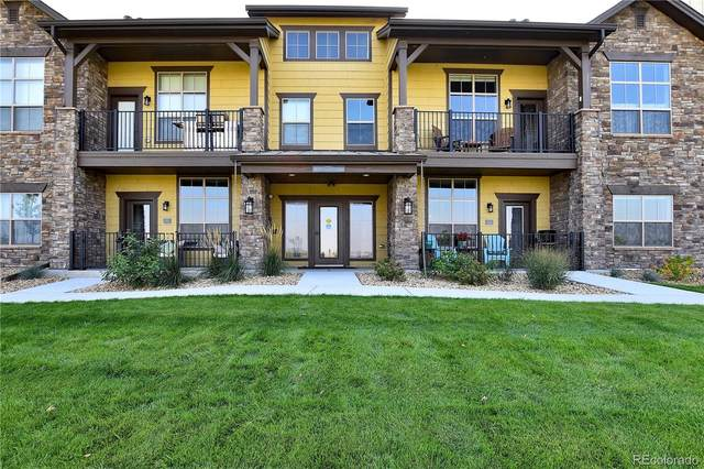 6634 Crystal Downs Drive #204, Windsor, CO 80550 (#8110636) :: Stephanie Fryncko | Keller Williams Integrity