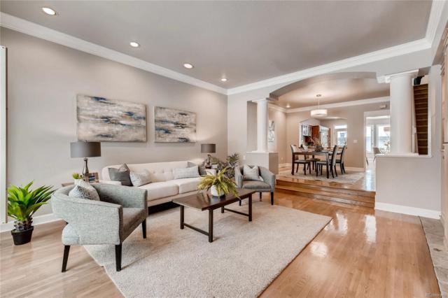 189 S Garfield Street, Denver, CO 80209 (#8110902) :: The Peak Properties Group