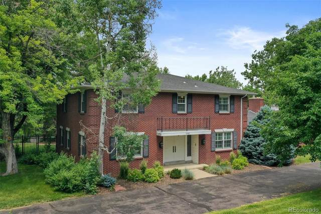 2145 Cherryville Road, Greenwood Village, CO 80121 (#8110991) :: Kimberly Austin Properties