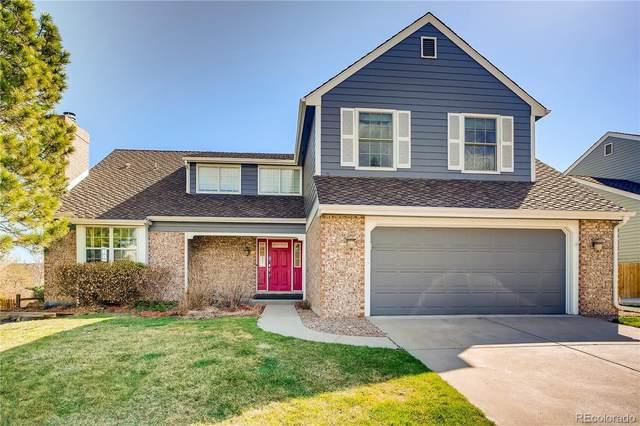 5540 S Jellison Street, Littleton, CO 80123 (#8111382) :: Berkshire Hathaway HomeServices Innovative Real Estate