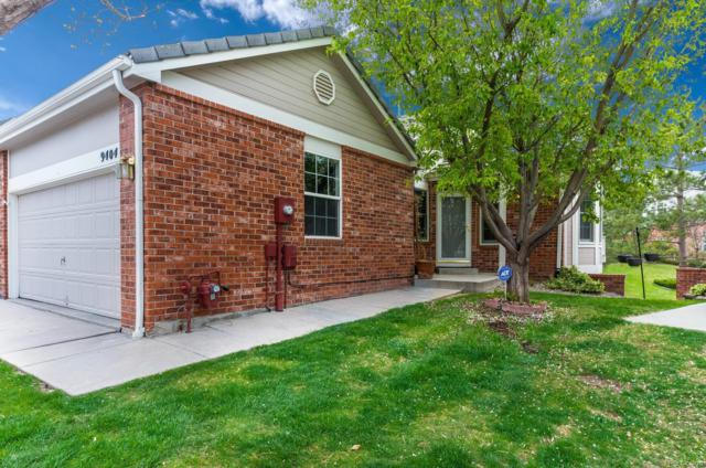 9404 Southern Hills Circle, Lone Tree, CO 80124 (#8111577) :: The Peak Properties Group