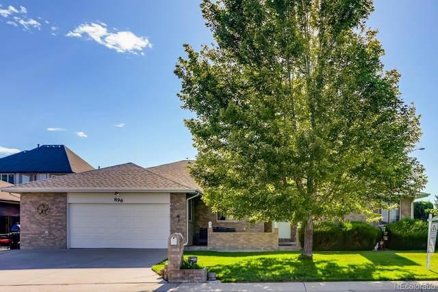 896 Poppy Drive, Brighton, CO 80601 (MLS #8112332) :: 8z Real Estate