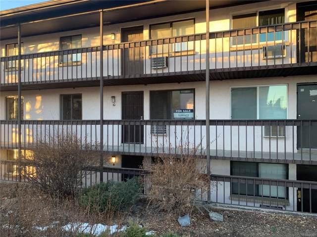 875 S Quebec Street #10, Denver, CO 80247 (#8112379) :: The Healey Group