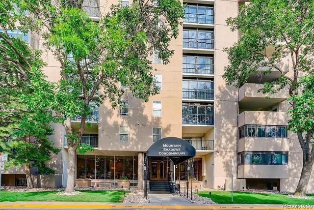 2 Adams Street #603, Denver, CO 80206 (#8112458) :: HomeSmart Realty Group