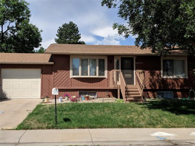 6457 Newcombe Street, Arvada, CO 80004 (MLS #8112519) :: Bliss Realty Group