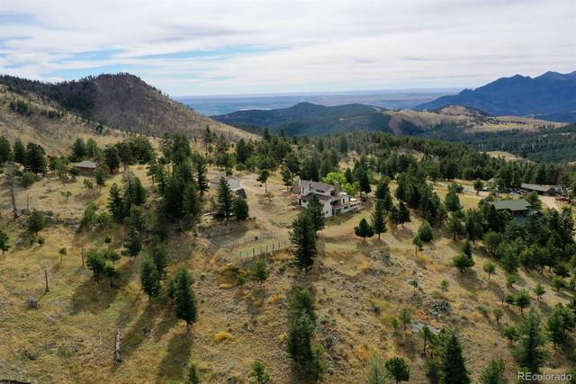 1427 County Road 83, Boulder, CO 80302 (#8112657) :: The Gilbert Group