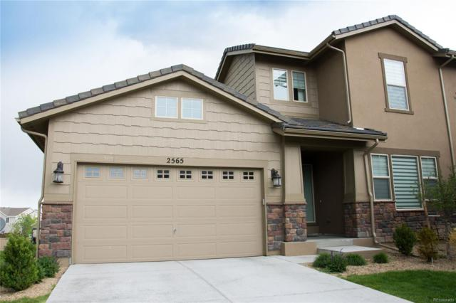 2565 Skyline Court, Erie, CO 80516 (MLS #8112713) :: 8z Real Estate
