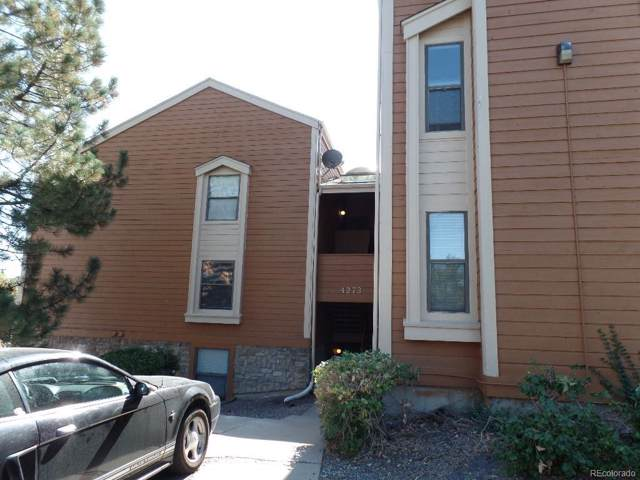 4273 S Salida Way #3, Aurora, CO 80013 (MLS #8112842) :: 8z Real Estate