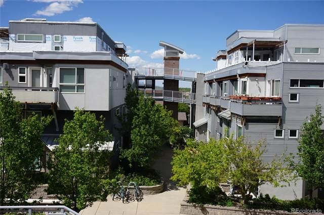 2850 E College Avenue #109, Boulder, CO 80303 (MLS #8112881) :: Kittle Real Estate
