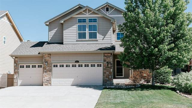 6904 Silverleaf Avenue, Firestone, CO 80504 (#8112917) :: The DeGrood Team