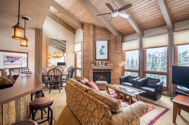2700 Village Drive 302D, Steamboat Springs, CO 80487 (#8112984) :: The Galo Garrido Group