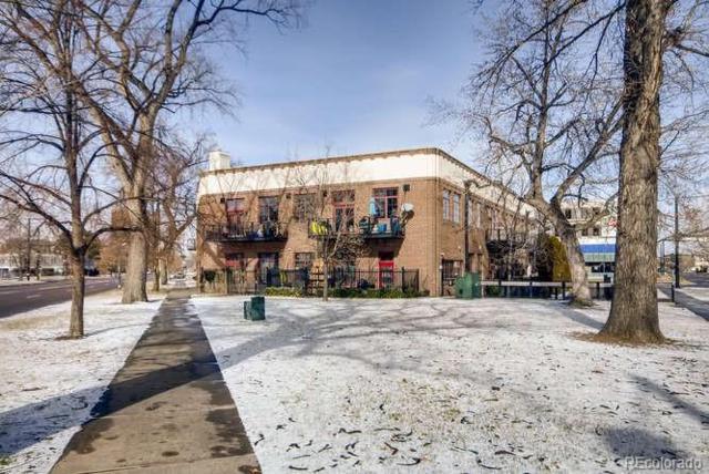 1000 E 18th Avenue #107, Denver, CO 80218 (MLS #8113370) :: 8z Real Estate