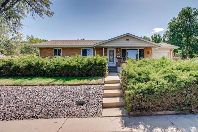 9704 W 57th Avenue, Arvada, CO 80002 (#8113734) :: The HomeSmiths Team - Keller Williams