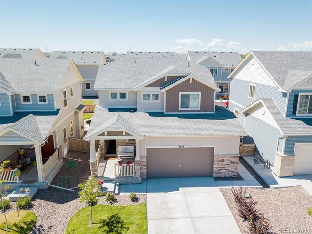17944 E 107th Place, Commerce City, CO 80022 (#8113741) :: Real Estate Professionals