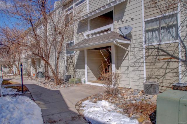 19192 E Wyoming Place #105, Aurora, CO 80017 (#8114011) :: James Crocker Team