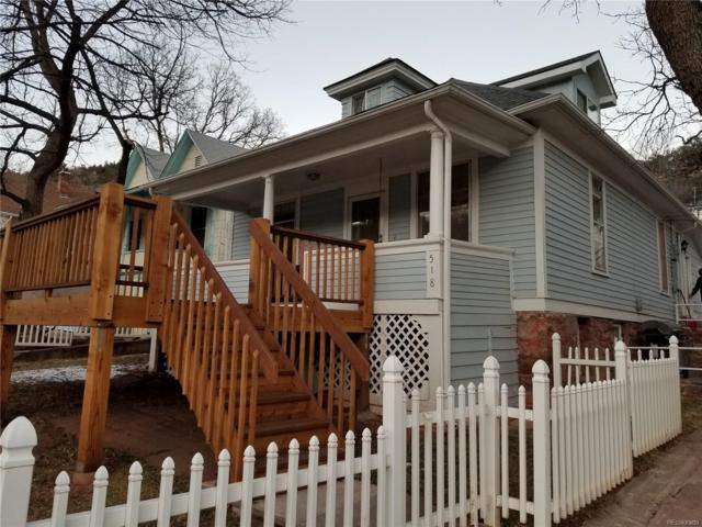518 Canon Avenue, Manitou Springs, CO 80829 (#8114348) :: Bring Home Denver with Keller Williams Downtown Realty LLC