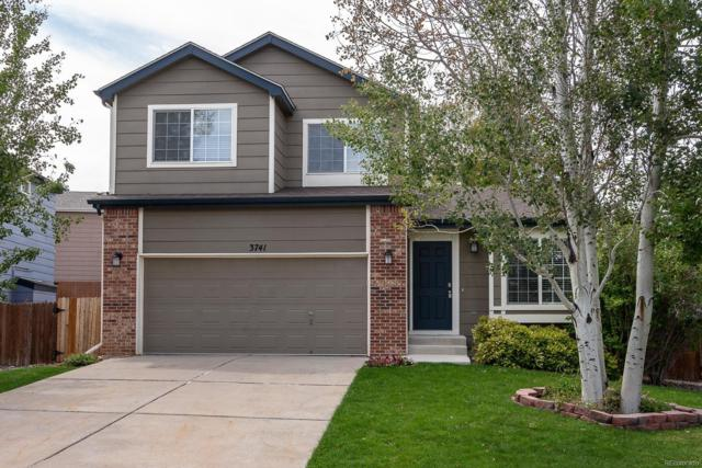 3741 S Kirk Way, Aurora, CO 80013 (#8115341) :: The Peak Properties Group