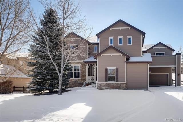 22000 Laurel Oak Drive, Parker, CO 80138 (#8115438) :: HomeSmart Realty Group